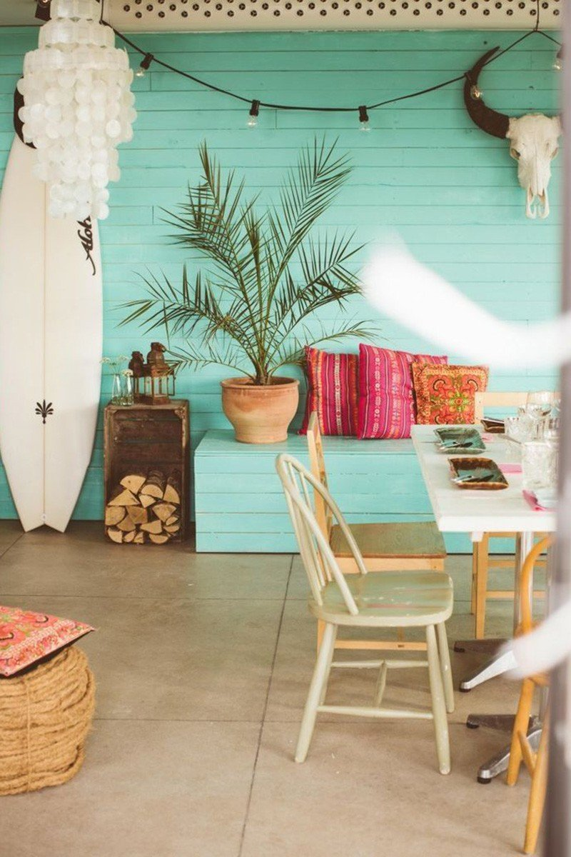 Beach Decor for the Home Beautiful 40 Chic Beach House Interior Design Ideas Loombrand