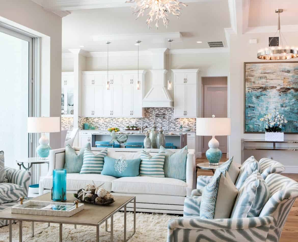 Beach Decor for the Home Luxury Coastal Decor Ideas for Nautical themed Decorating Photos