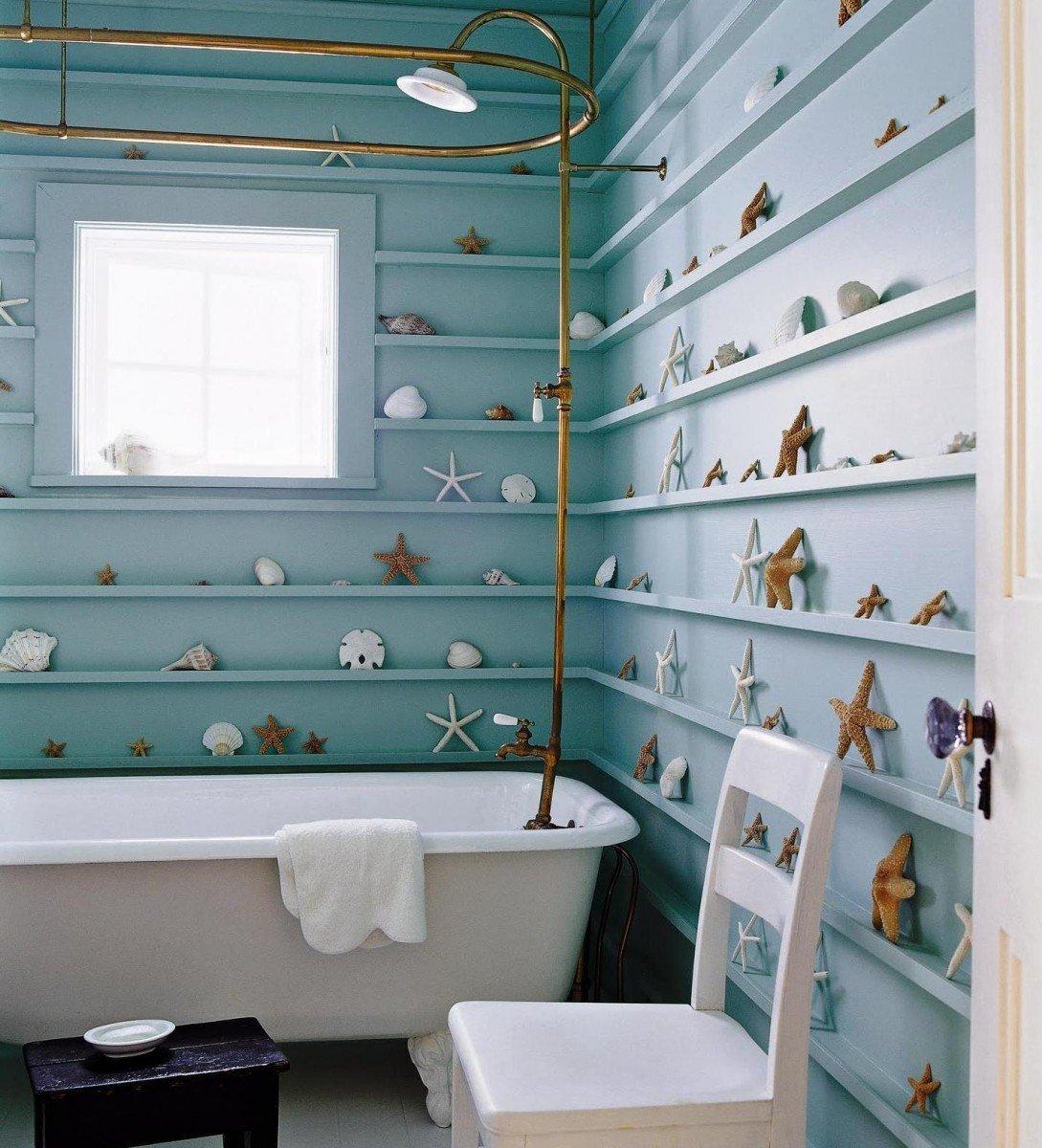Beach themed Bathroom Wall Decor Elegant Beach themed Bathrooms for Inspiration
