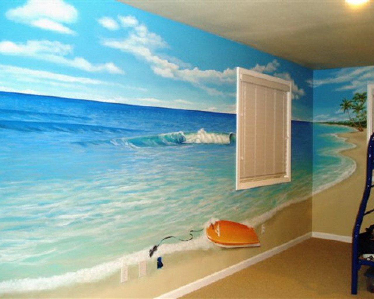Beach themed Wall Decor Ideas Fresh 21 Great Mosaic Tile Murals Bathroom Ideas and Pictures