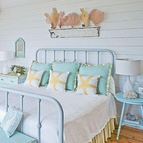 Beach Wall Decor for Bedroom Fresh 49 Beautiful Beach and Sea themed Bedroom Designs Digsdigs