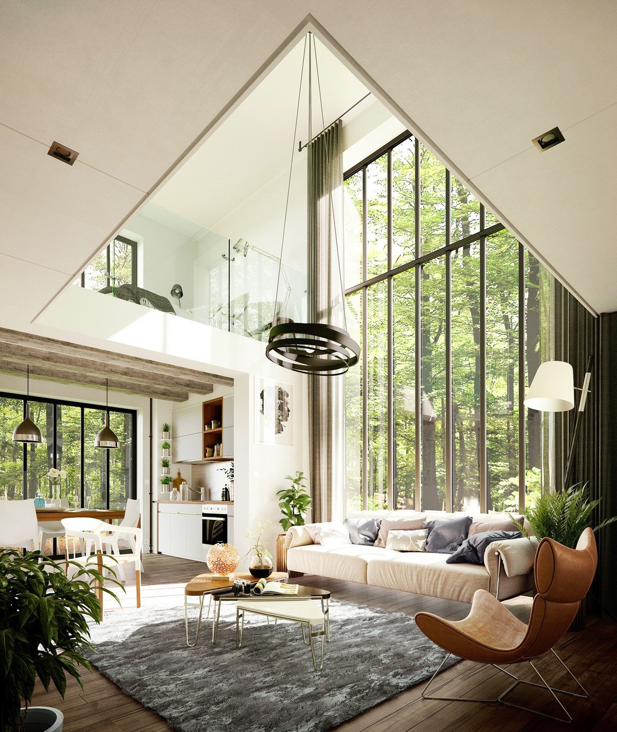 Beautiful Contemporary Living Room New 51 Beautiful Living Rooms with Irresistible Modern Appeal