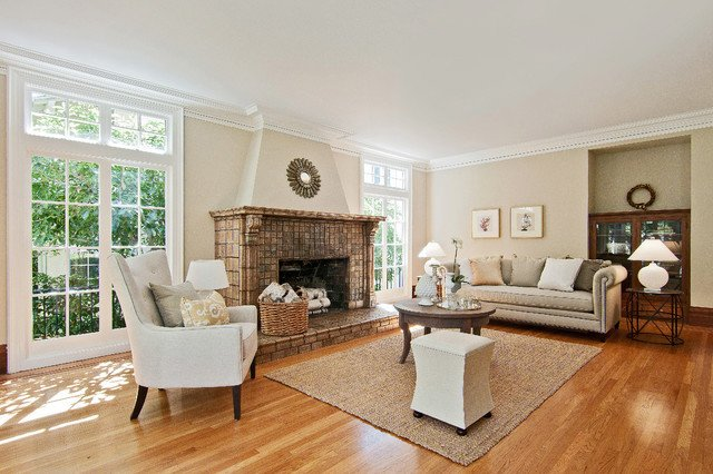 Beautiful Traditional Living Room Awesome Beautiful Staging Traditional Living Room San Francisco by Debbi Dimaggio