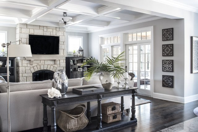 Beautiful Traditional Living Room Beautiful Beautiful Gray Traditional Living Room Other by Kristin Petro Interiors Inc
