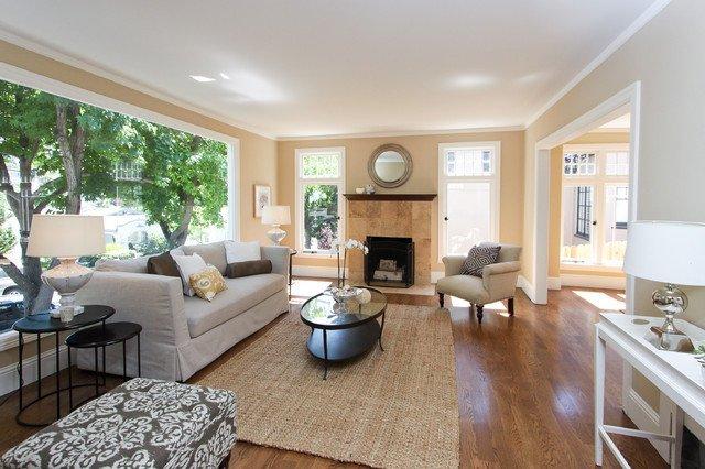 Beautiful Traditional Living Room Elegant Beautiful Staging Traditional Living Room San Francisco by Debbi Dimaggio