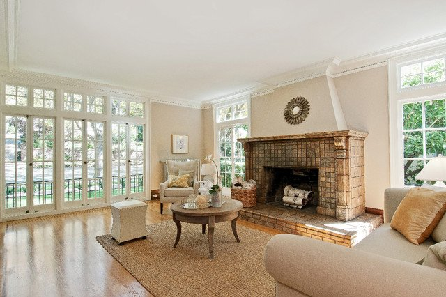 Beautiful Traditional Living Room New Beautiful Staging Traditional Living Room San Francisco by Debbi Dimaggio
