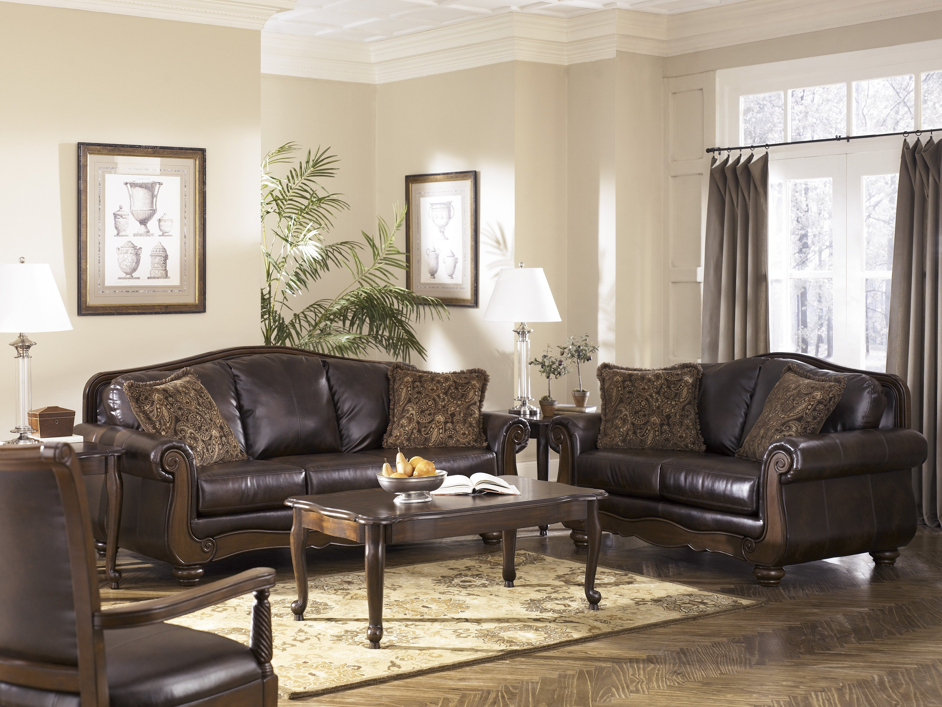 Beautiful Traditional Living Room New Beautiful Traditional Living Room Set – Goose Hollow Furniture