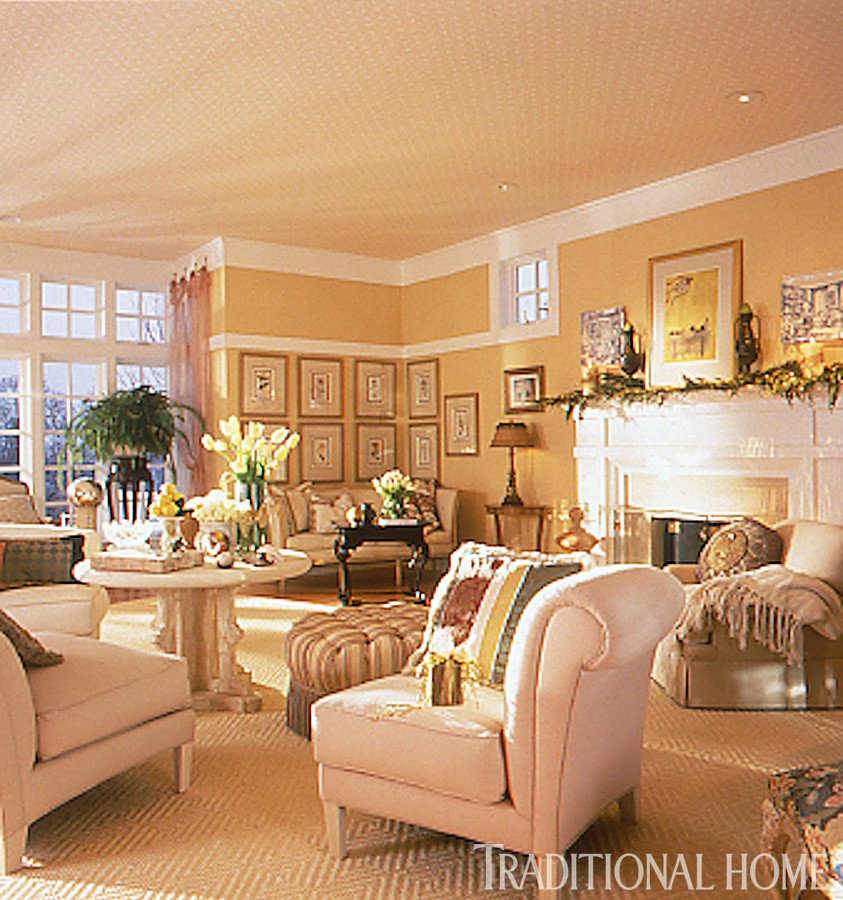 Beautiful Traditional Living Room Unique 25 Years Of Beautiful Living Rooms