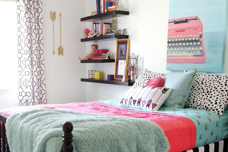 Bedroom Decor for Teenage Girl Beautiful 5 Stylish Teen Bedrooms