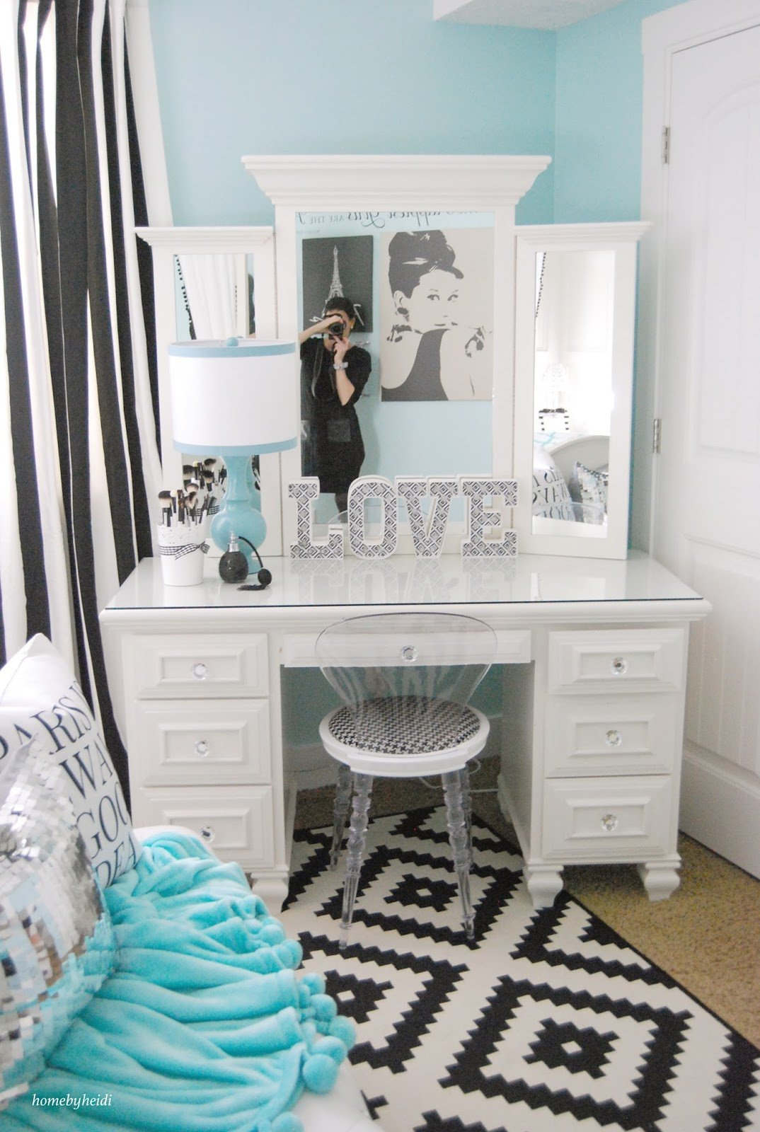 Bedroom Decor for Teenage Girl Best Of Home by Heidi Tiffany Inspired Bedroom