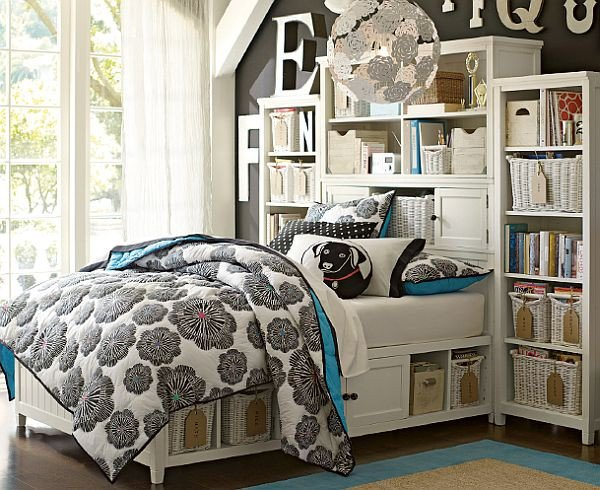 Bedroom Decor for Teenage Girl Lovely Teenage Girls Rooms Inspiration 55 Design Ideas