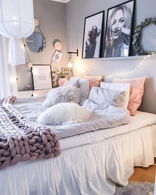 Bedroom Decor for Teenage Girl New 25 Fascinating Teenage Girl Bedroom Ideas with Beautiful Decor