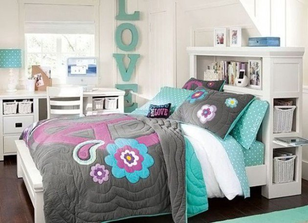 Bedroom Decor for Teenage Girl Unique 15 Fantastic Bedrooms for Chic Teen Girls