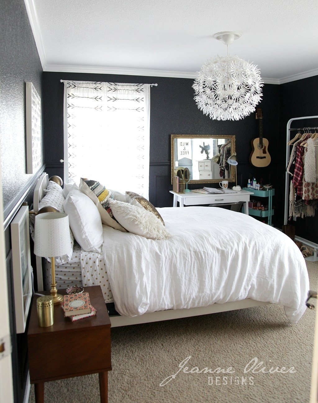 Bedroom Decor for Teenage Girl Unique 5 Stylish Teen Bedrooms