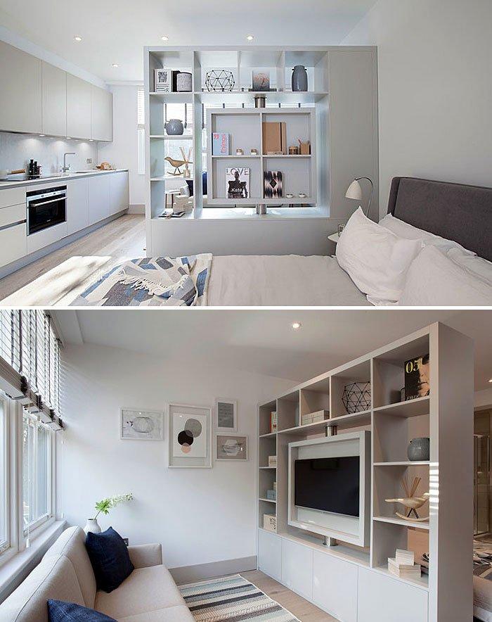 Bedroom Ideas Small Living Room Luxury 50 Small Studio Apartment Design Ideas 2019 – Modern Tiny & Clever Interiorzine