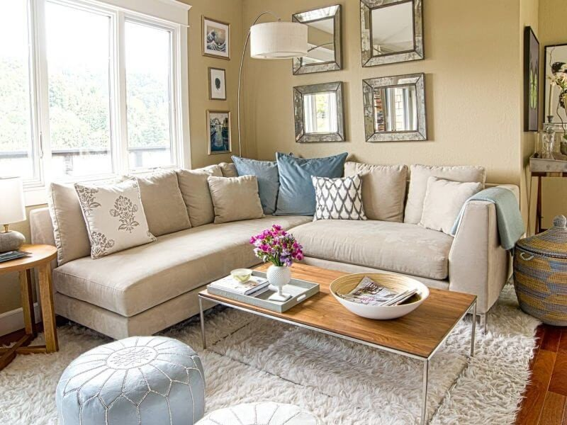 Beige Modern Living Room Decorating Ideas Awesome 23 Best Beige Living Room Design Ideas for 2019