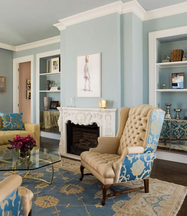 Beige Modern Living Room Decorating Ideas Fresh Decorating with Beige and Blue Ideas and Inspiration