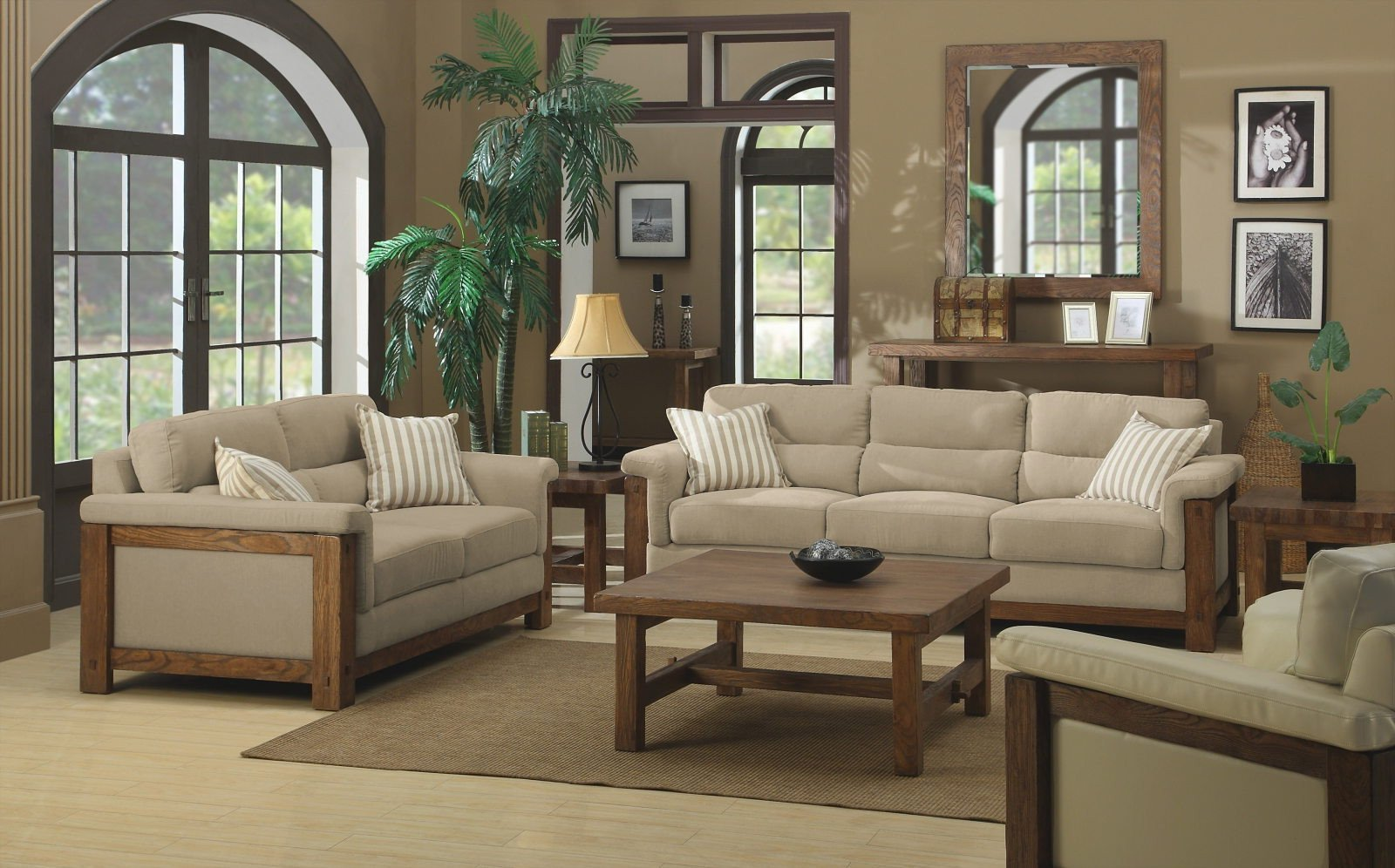 Beige Modern Living Room Decorating Ideas Inspirational Living Room In Beige Color