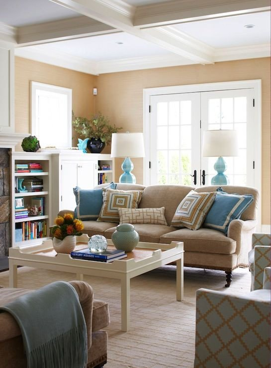 Beige Modern Living Room Decorating Ideas New 33 Beige Living Room Ideas Decoholic