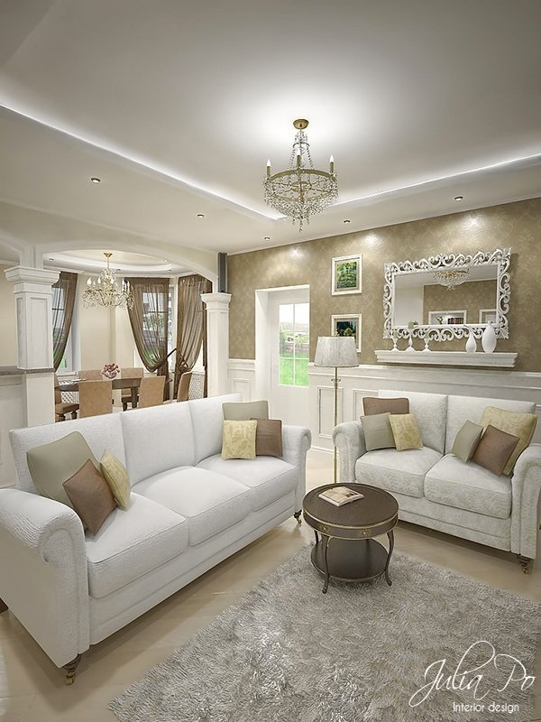 Beigh Modern Living Room Decorating Ideas Awesome 15 Flexible Beige Living Room Designs