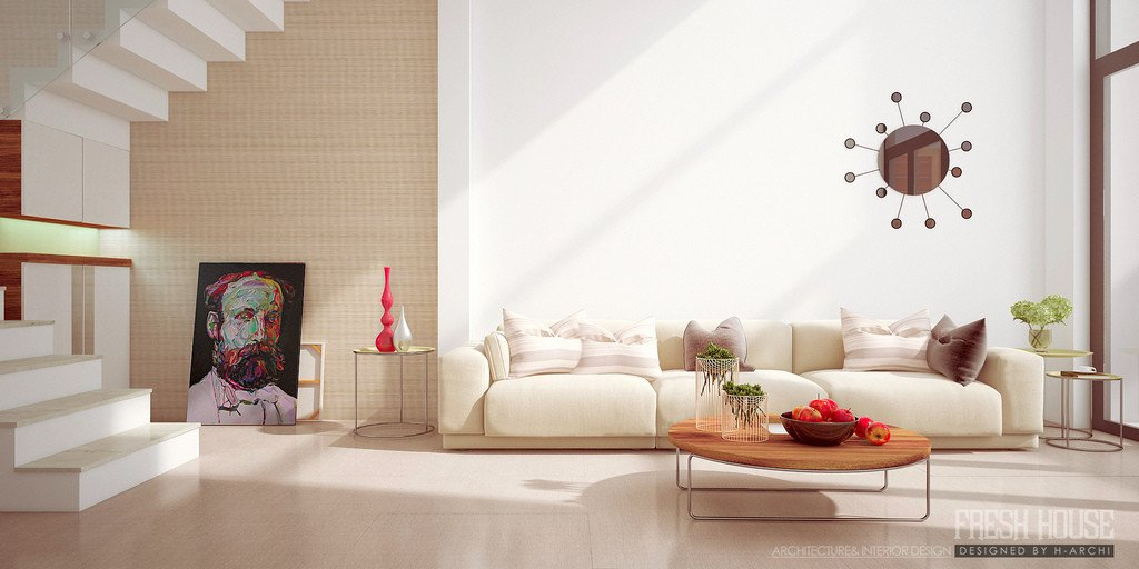 Beigh Modern Living Room Decorating Ideas Beautiful Living Room Beige