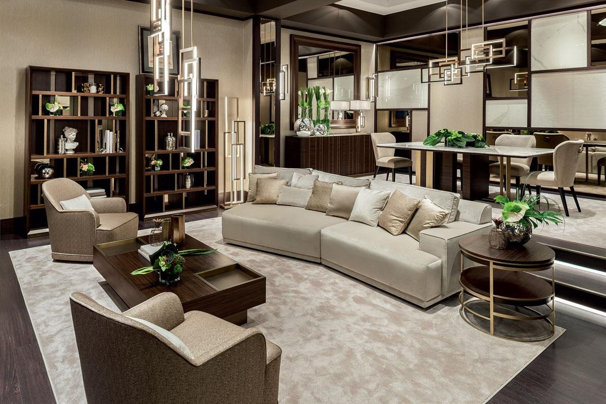 Beigh Modern Living Room Decorating Ideas Unique Symphony In Beige Oasis Group