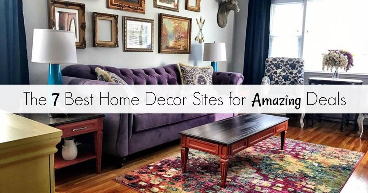 Best Websites for Home Decor Best Of the 7 Best Home Decor Sites for Amazing Deals for A Beautiful Home