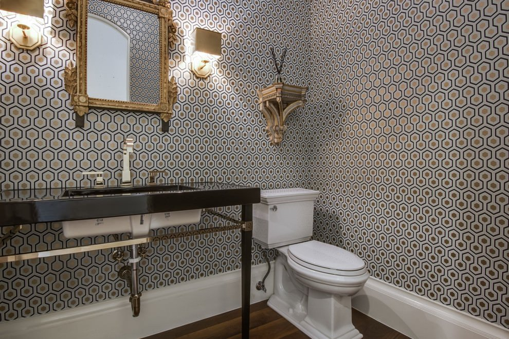 Black and Gold Bathroom Decor Awesome 23 Black and Gold Bathroom Designs Decorating Ideas