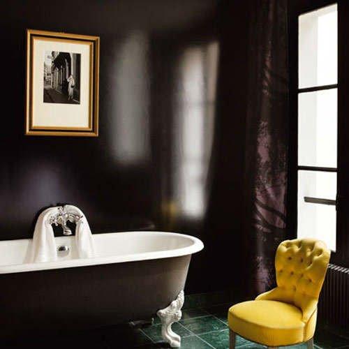 Black and Gold Bathroom Decor Beautiful Luxury Black and Gold Bathrooms Decoholic