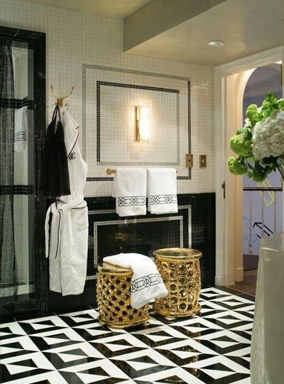 Black and Gold Bathroom Decor Elegant Black Gold Bathroom Accessories