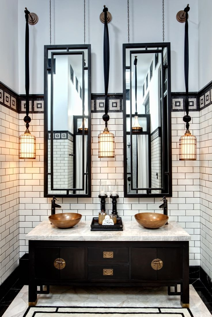 Black and Gold Bathroom Decor Inspirational All that Glitters is Gold – 10 Drop Dead Gold Bathrooms Betterdecoratingbiblebetterdecoratingbible
