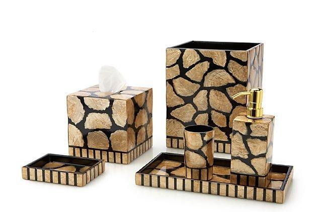 Black and Gold Bathroom Decor New Black Gold Bathroom Accessories