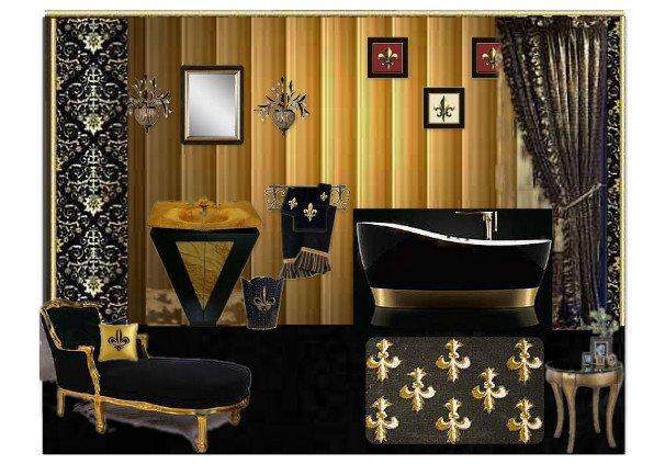 Black and Gold Bathroom Decor New Revere Pewter Benjamin Moore Subway Tile Bathroom Ideas
