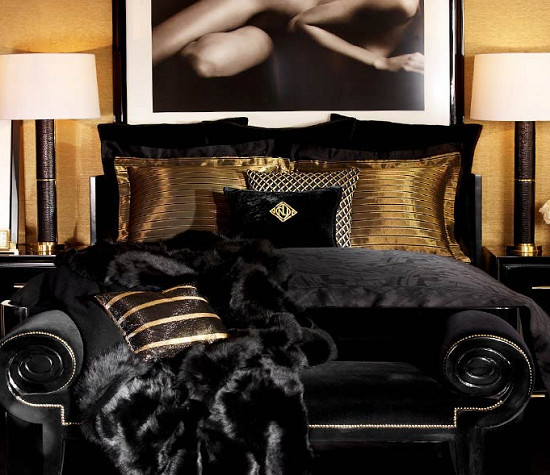 Black and Gold Bedroom Decor Awesome 35 Gorgeous Bedroom Designs with Gold Accents