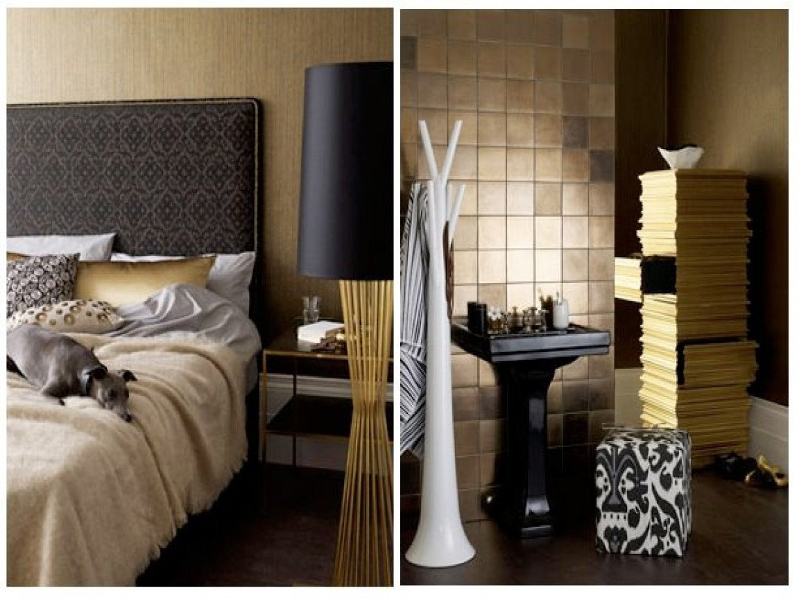 Black and Gold Bedroom Decor Fresh Black and Gold Bedroom Decor Ideas Designs