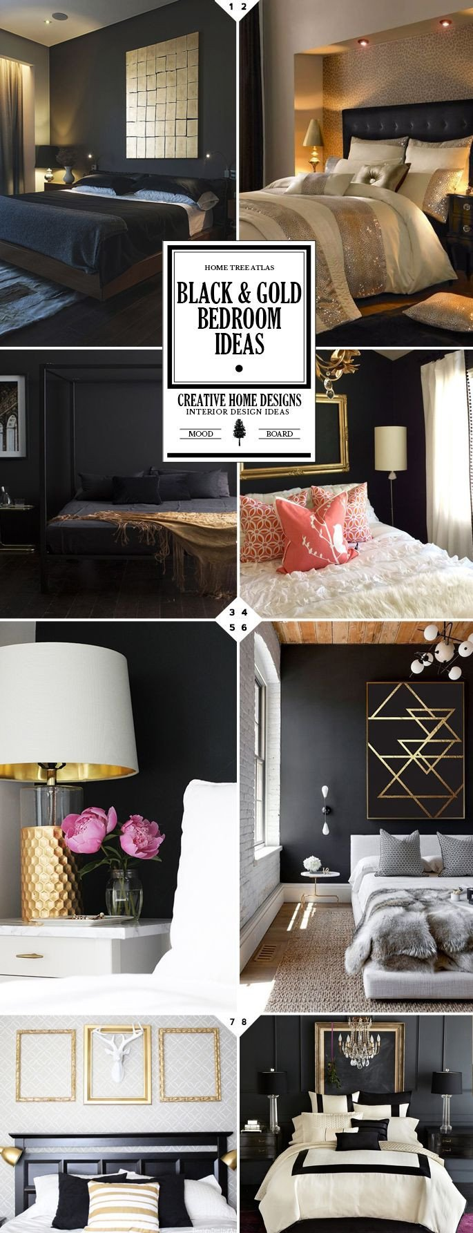 Black and Gold Bedroom Decor Fresh Style Guide Black and Gold Bedroom Ideas Bedroom Ideas