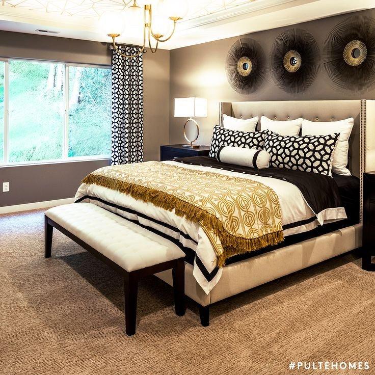 Black and Gold Bedroom Decor Inspirational Best 25 Black Gold Bedroom Ideas On Pinterest