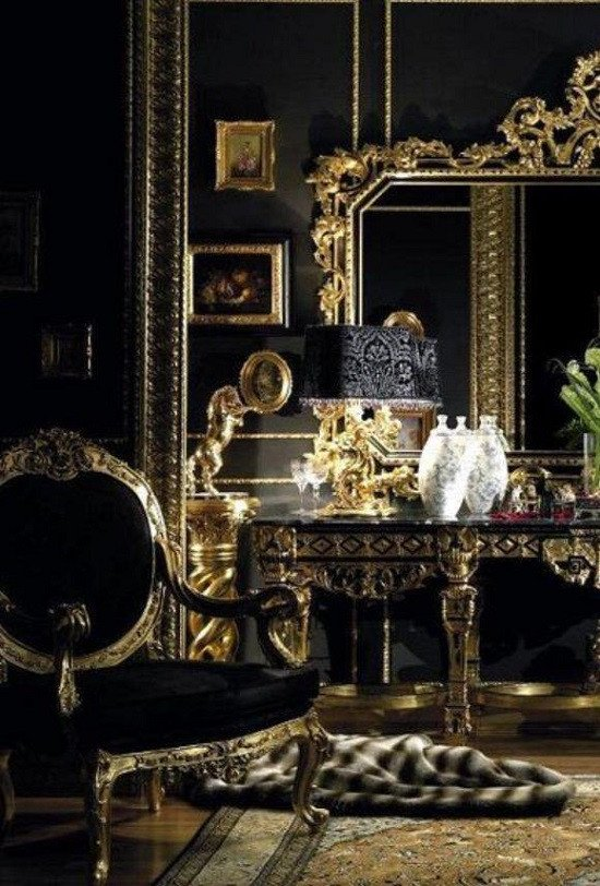 Black and Gold Bedroom Decor New 35 Gorgeous Bedroom Designs with Gold Accents