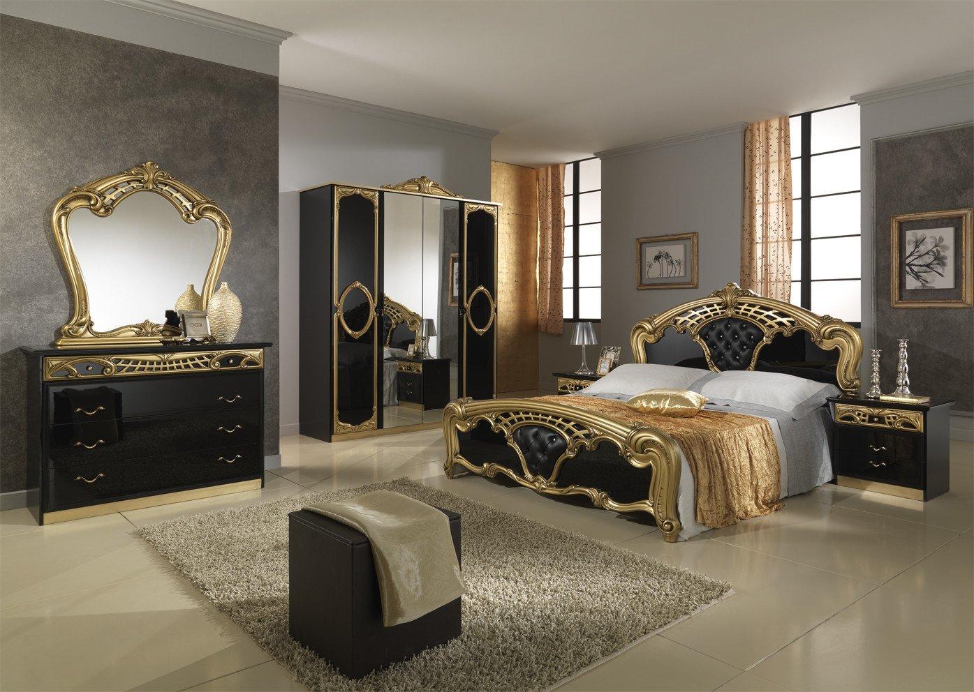 Black and Gold Bedroom Decor New Wonderful Black and Gold Bedroom Ideas