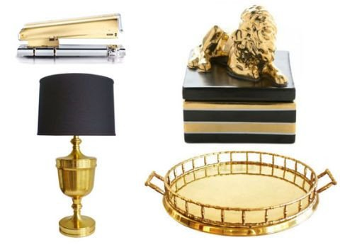 Black and Gold Home Decor Awesome Black and Gold Home Decor Design Blog Links March 29 2013
