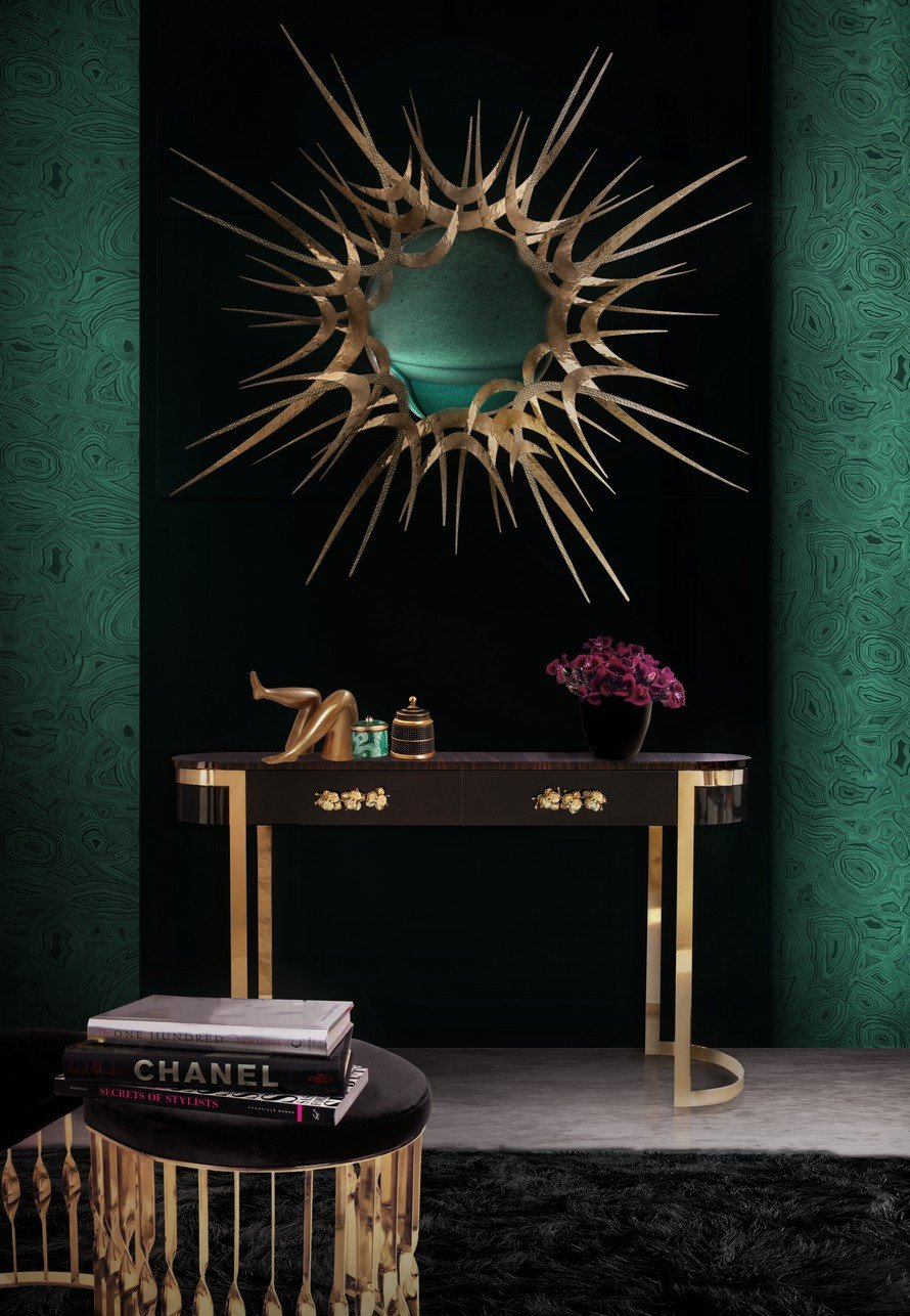 Black and Gold Home Decor Best Of the Best Black and Gold Furniture for Your Home Décor