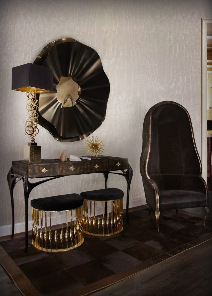 Black and Gold Home Decor Luxury the Best Black and Gold Furniture for Your Home Décor