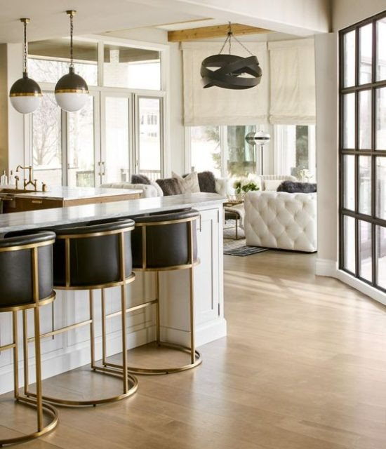 Black and Gold Kitchen Decor Beautiful Black and Gold Home Decor Places In the Home