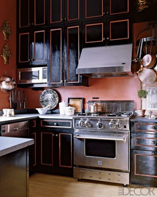 Black and Gold Kitchen Decor Best Of the Steampunk Home A Black and Gold Kitchen