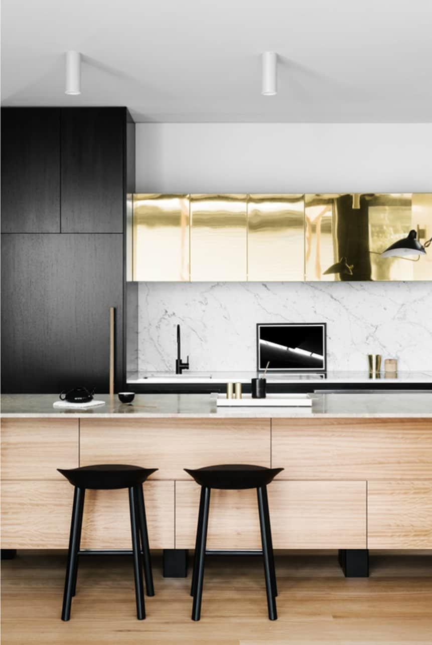 Black and Gold Kitchen Decor Elegant Contemporary Kitchen Cabinets that Redefine Modern Cook Room