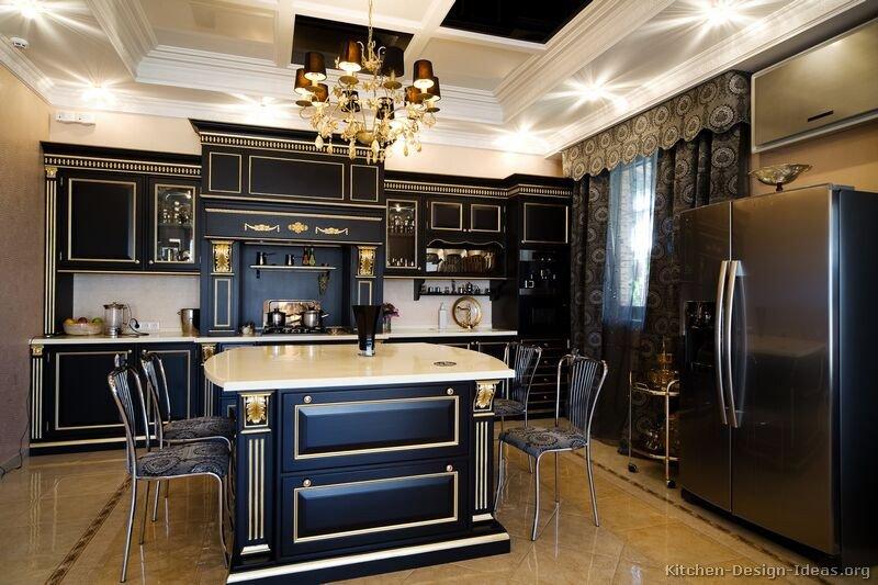 Unique Kitchen Designs & Decor Ideas & Themes