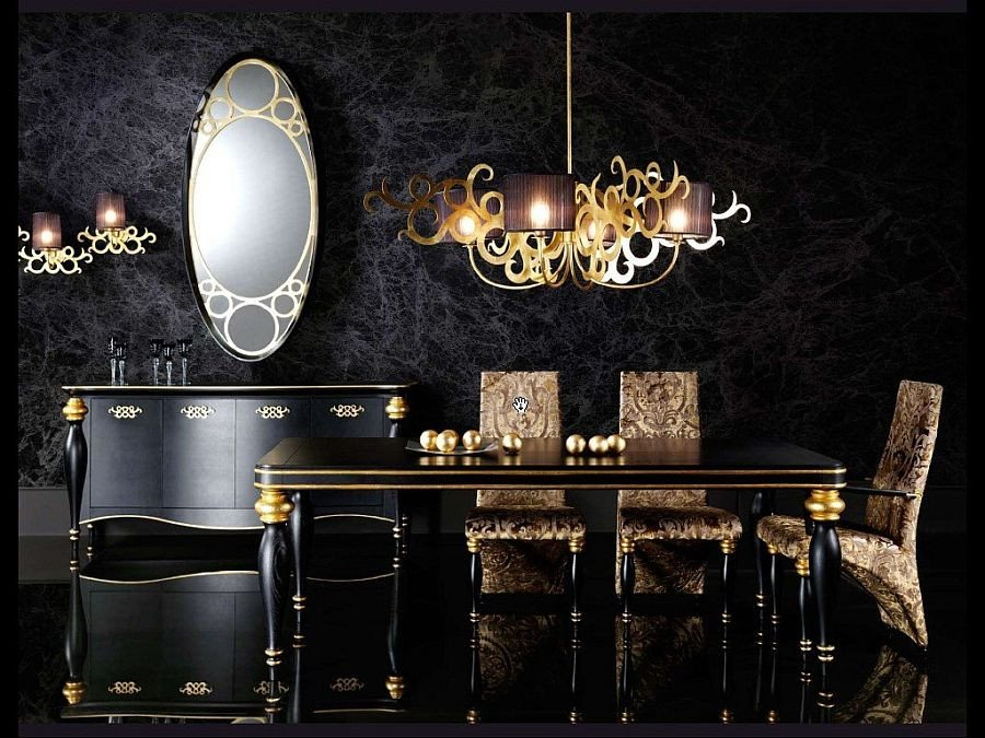 Black and Gold Room Decor Beautiful 15 Refined Decorating Ideas In Glittering Black and Gold
