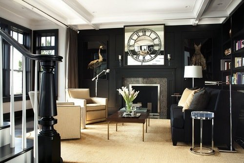 Black and Gold Room Decor Best Of the Most Brilliant Black and Gold Living Room Decor Ideas