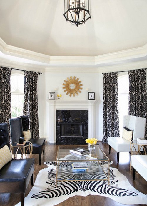 Black and Gold Room Decor Fresh Go Modern and Luxurious with Black White and Gold Decor