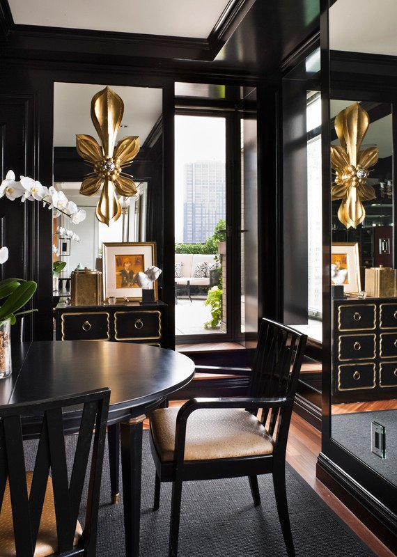 Black and Gold Room Decor New Get the Look Decor Beyond Black and White